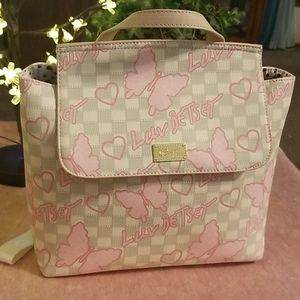 Betsey Johnson  Satchel  new with tags
